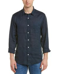 Vince - Washed Buttondown Shirt - Lyst