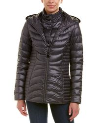 Laundry by Shelli Segal - Lightweight Down Jacket - Lyst