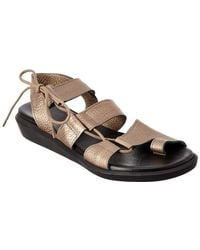 Arche - Nesoya Leather Sandal - Lyst