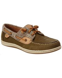 Sperry Top-Sider - Women's Songfish Leather Boat Shoe - Lyst
