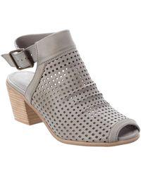 Chocolat Blu - Scarlett Leather Sandal - Lyst