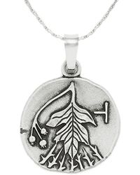 ALEX AND ANI - The Secret Language Of Trees Hawthorn Expandable Necklace - Lyst
