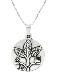 ALEX AND ANI - Oghams Expandable Necklace - Lyst