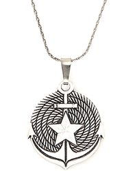 ALEX AND ANI - Path Of Symbols Expandable Necklace - Lyst