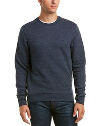 Original Penguin - Quilted Sweatshirt - Lyst