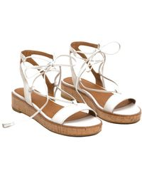 Frye - Miranda Leather Gladiator Sandal - Lyst