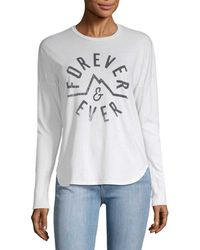 Sol Angeles - Graphic T-shirt - Lyst