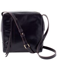 Hobo - Lyric Leather Crossbody - Lyst
