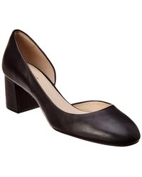 Cole Haan - Daina Leather D'orsay Pump - Lyst