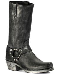 Frye - Harness 12r Leather Boot - Lyst