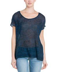 Graham & Spencer - Peasant Top - Lyst