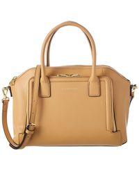 BCBGMAXAZRIA - Ashton Leather Satchel - Lyst