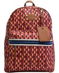 Adrienne Vittadini - Nylon Printed Backpack - Lyst
