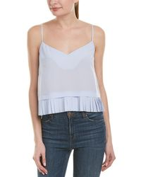 French Connection - Polly Plains Cami - Lyst