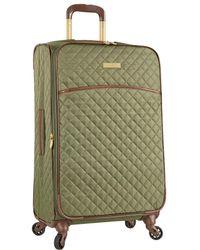 """Anne Klein - Bellevue 21"""" Carry-on Spinner Suitcase - Lyst"""