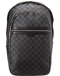 5b190c3902 Louis Vuitton - Damier Graphite Canvas Michael - Lyst