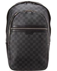 Louis Vuitton - Damier Graphite Canvas Michael - Lyst 0fd96ae78b192