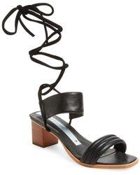 Matt Bernson - Lark Mid Heel Sandal - Lyst