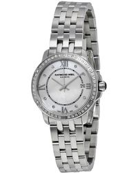 Raymond Weil - Women's Tango Diamond Watch - Lyst