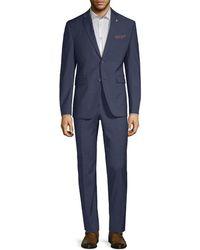 Original Penguin - Classic Fit Wool-blend Suit - Lyst