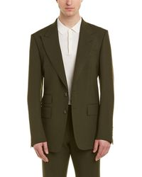 Tom Ford - Shelton 2pc Suit With Flat Pant - Lyst
