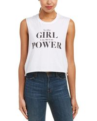 The Laundry Room - Girl Power Tank - Lyst