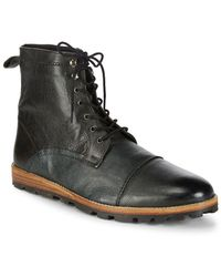 Ben Sherman - Andres Leather Ankle Boot - Lyst