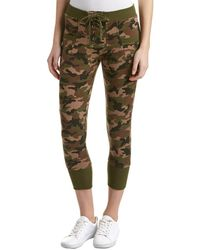 Dance & Marvel - Camouflage Pant - Lyst