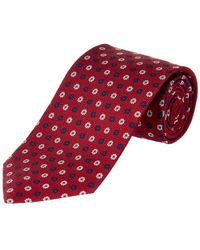 Brooks Brothers - Men's Neat Logo Tie - Lyst
