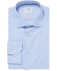 Smyth & Gibson - End On End Dobby Sky Dress Shirt - Lyst
