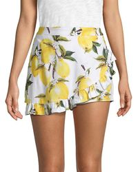 Lucca Couture - Ana Wrap Skort - Lyst