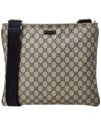 ac309aabfeb843 Lyst - Gucci Limited Edition G Supreme Canvas Mini Shoulder Bag
