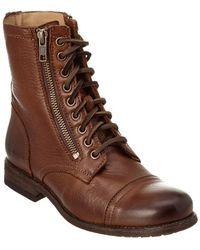 Frye - Women's Tyler Double Zip Leather Boot - Lyst