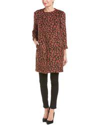 Trina Turk - Sumptuous Alpaca & Wool-blend Coat - Lyst