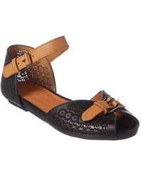 Gentle Souls - By Kenneth Cole Bessie Leather Sandal - Lyst