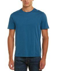 Vince - Pima Cotton T-shirt - Lyst