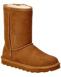 BEARPAW Elle Never Wet Water-resistant Suede Boot