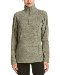 Mountain Hardwear - Snowpass Fleece Zip T - Lyst
