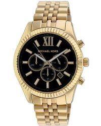 Michael Kors - Men's Lexington Watch - Lyst