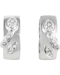 Chimento - 18k 0.20 Ct. Tw. Diamond Earrings - Lyst