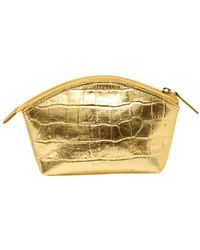 ILI - Leather Cosmetic Case - Lyst