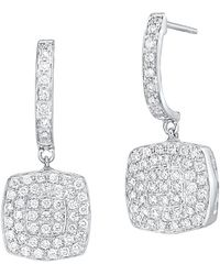 Alor - Classique 18k 0.86 Ct. Tw. Diamond Drop Earrings - Lyst