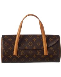 Louis Vuitton - Monogram Canvas Sonatine - Lyst