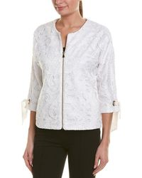 Badgley Mischka - Jacket - Lyst
