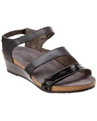 Naot - Goddess Leather Sandal - Lyst