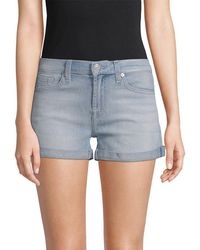 Joe's Jeans - Light Authentic Venice 2 Relaxed Roll-up Short - Lyst