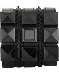 Karl Lagerfeld - Leather Watch - Lyst