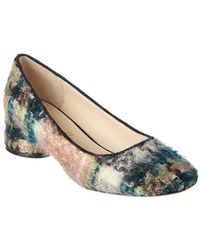 Bettye Muller - Deejay Wool Pump - Lyst