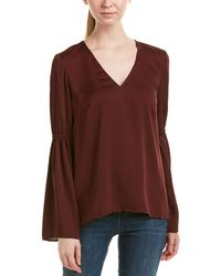 BCBGeneration - Bell-sleeve Top - Lyst
