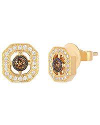 Le Vian - ? Red Carpet? 14k 0.26 Ct. Tw. Diamond Earrings - Lyst